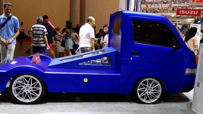 Mobil konsep Suzuki Carry