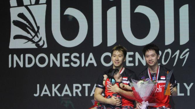 Ganda Putra Indonesia, Kevin Sanjaya/Marcus Fernaldi Gideon