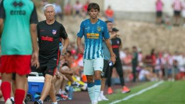 Bintang anyar Atletico Madrid, Joao Felix, cedera