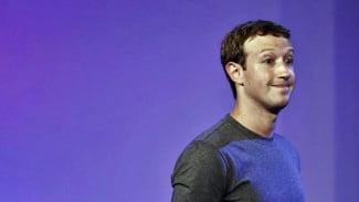 Facebook Terjerat Skandal, Harta Mark Zuckerberg Justru Meroket Tajam. (FOTO: Reuters/Adnan Abidi).