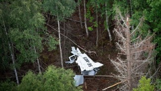 Sembilan orang yang berada didalam pesawat GA8 tewas dalam kecelakaan di utara Swedia pekan lalu.