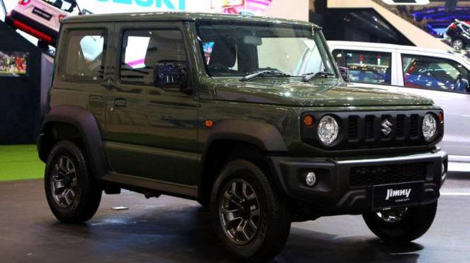 Suzuki Jimny generasi 4