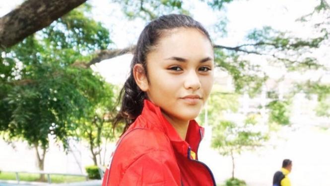 Pelari Brunei Darussalam, Shana Holmes.