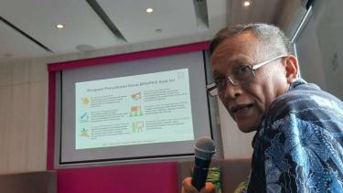 Direktur Penghimpunan Dana BPDPKS, Hendrajat Natawidjaya.