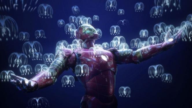 Ucapan selamat dari Avatar untuk Endgame