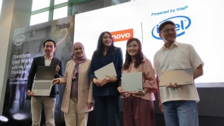 Lenovo Rilis Laptop untuk UKM dan Entrepreneur