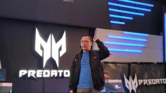 Presiden Direktur Acer Indonesia, Herbet Ang