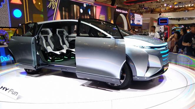 Mobil konsep Daihatsu Hy-Fun