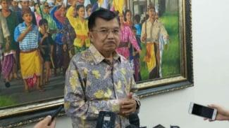 Wakil Presiden Jusuf Kalla di Jakarta, Selasa, 23 Juli 2019.