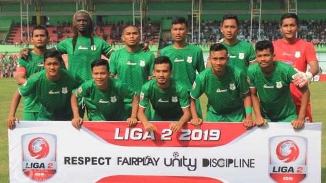 Skuat PSMS Medan