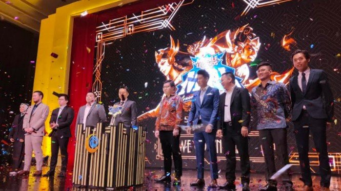 Liga Mobile Legends Indonesia Digelar Lagi, Satu Tim Bayar