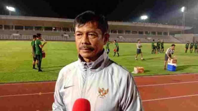 Pelatih Timnas Indonesia U-23, Indra Sjafri