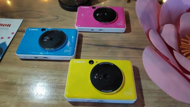 Canon rilis kamera baru