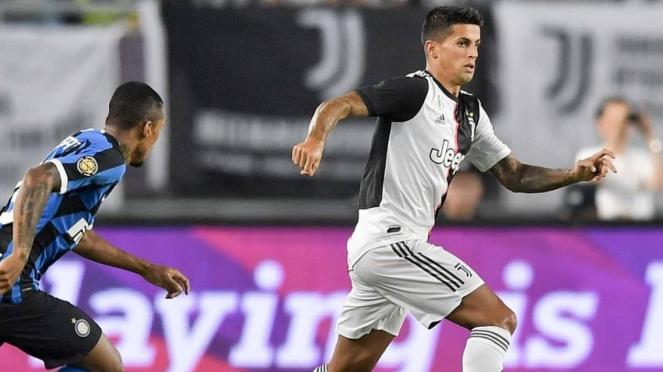 Duel Juventus vs Inter Milan di ajang ICC 2019