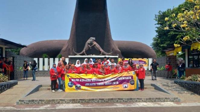 Museum Reptil dan Komodo TMII, Jakarta Timur