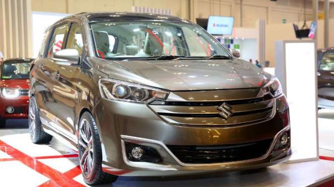 Suzuki Ertiga Concept