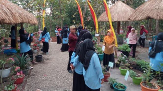 Taman Herbal Mayangsari