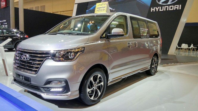 Hyundai H-1 Royal