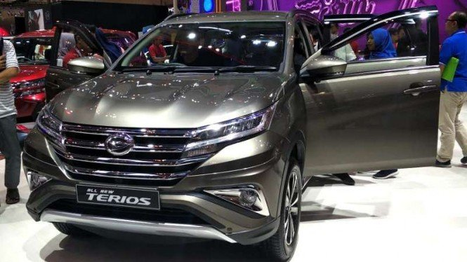 All New Daihatsu Terios
