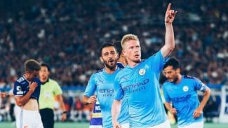 De Bruyne Tidak Peduli Manchester City Gagal Dapatkan Messi