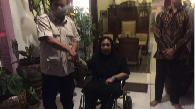 Prabowo dan Rachmawati Soekarnoputri