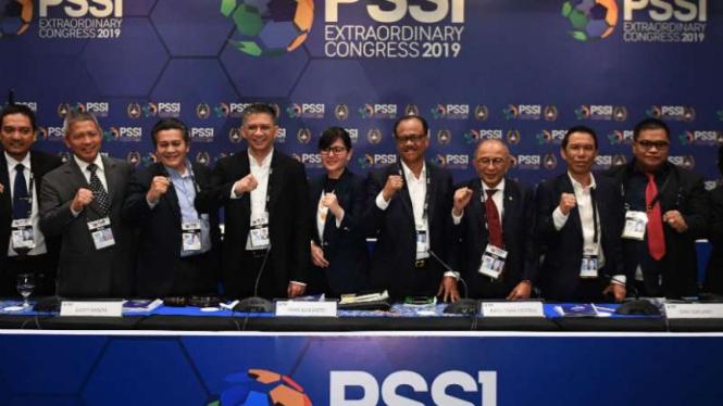 KLB PSSI 2019.