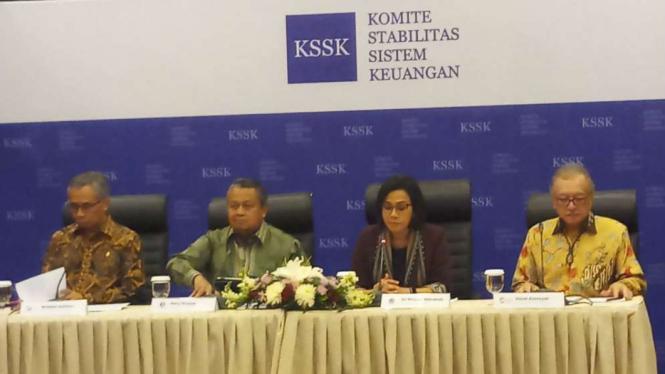 Komite Stabilitas Sistem Keuangan (KSSK).
