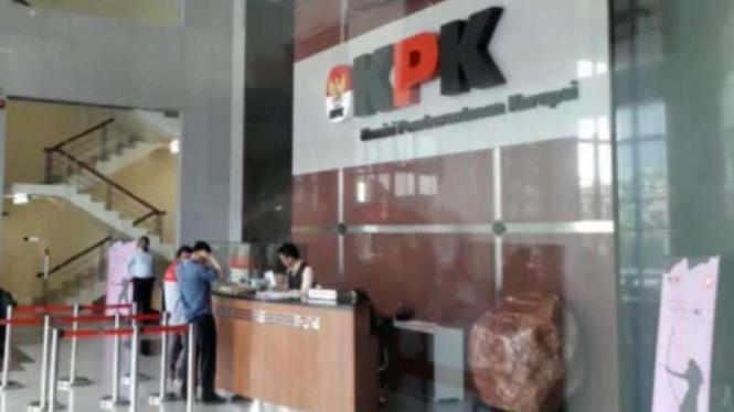 Kantor KPK di Kuningan, Jakarta.