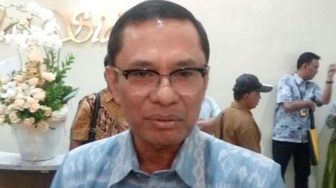 Ketua Majelis Wali Amanah (MWA) UI, Saleh Husin.