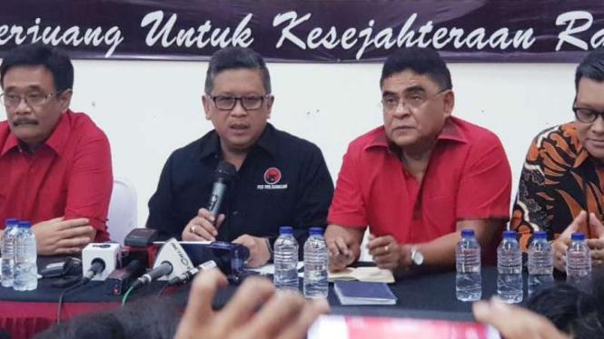 Sekjen PDIP Hasto Kristiyanto
