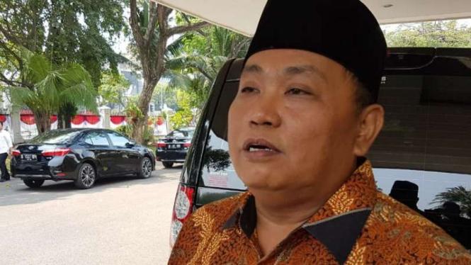 #TenggelamkanGerindra Trending, Arief Poyuono: Gak Punya Pengaruh Kali