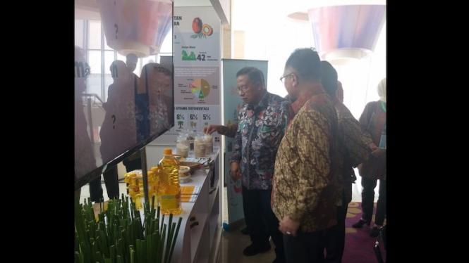 Kegiatan Pekan Riset Sawit Indonesia (Perisai) 2019.