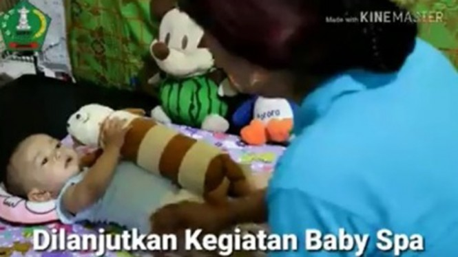 Baby Spa Desa Delod Peken