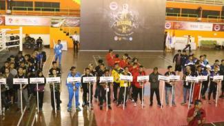 Kejurnas Kick Boxing Indonesia II.
