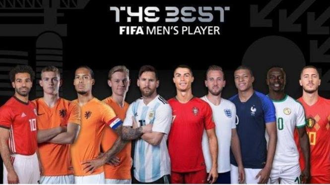 Nominasi pemain terbaik 2019