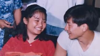 Ninuk dan Andy Lau