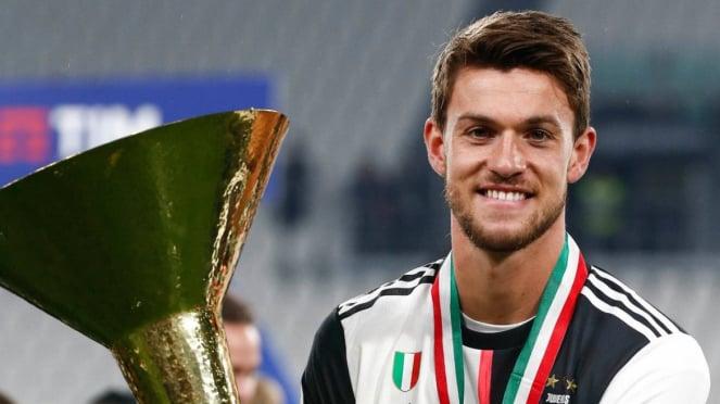 Bek Juventus, Daniele Rugani
