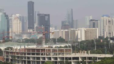 Ruang Terbuka Hijau di ibu kota Jakarta.