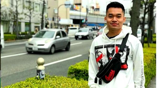 Pebulutangkis muda Indonesia, Leo Rolly Carnando
