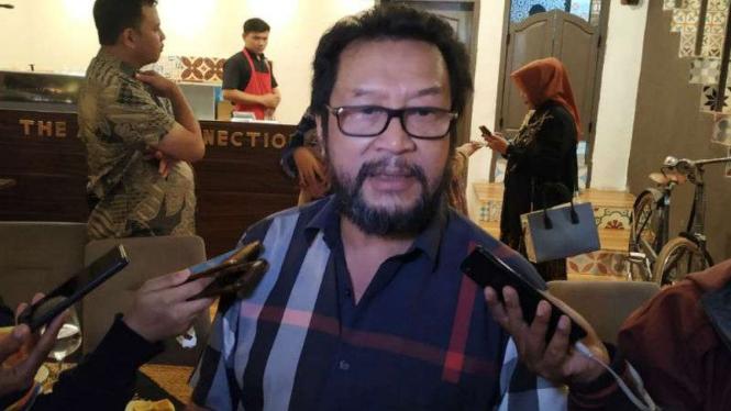 Politikus senior Partai Golongan Karya (Golkar), Yorrys Raweyai