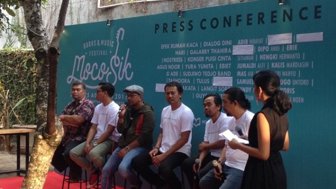 Press Conference MocoSik Festival 2019.