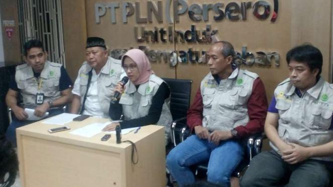 ?Plt Direktur Utama PT PLN, Sripeni Inten Cahyani