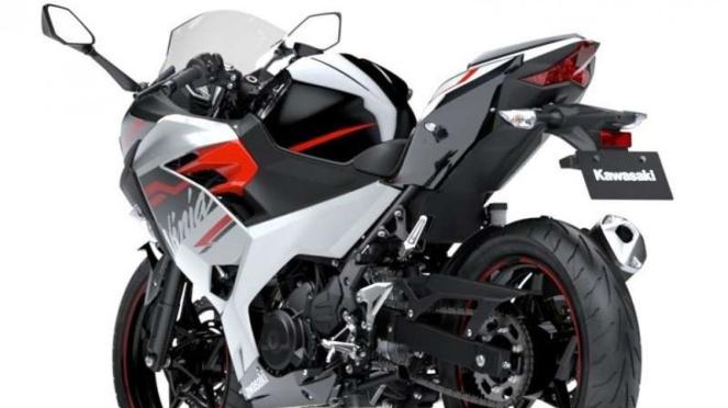 Kawasaki Ninja 250 edisi 2020