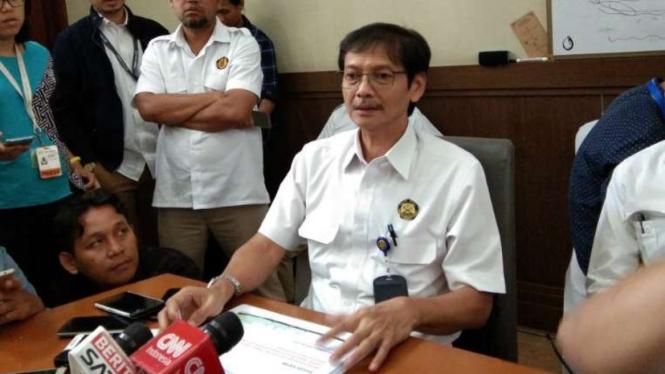 Direktur Jenderal Ketenagalistrikan Kementerian ESDM, Rida Mulyana.