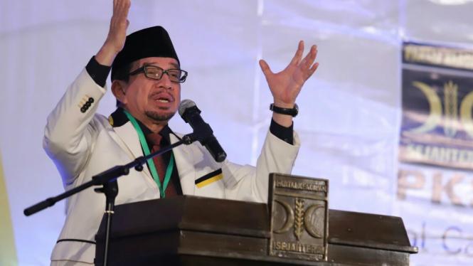 Ketua Majelis Syuro PKS Salim Segaf Al-Jufri