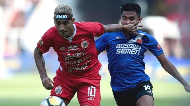 Pemain Persija Jakarta, Bruno Matos