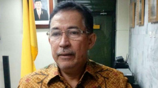Rektor UI, Muhamad Anis.