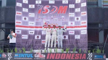 Indonesian Sentul Series of Motorsport 2019