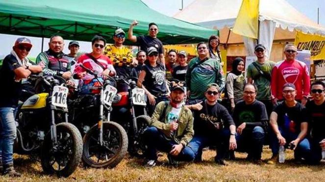 Ducati ramaikan acara TNT Cup