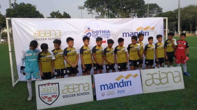 Asiana Soccer School